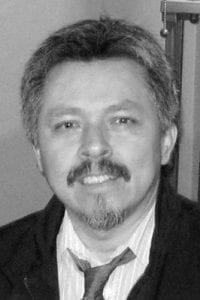 Nelson Sacristan Vancouver black an white