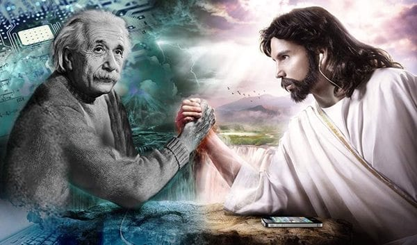 EINSTINE WRESTLES JESUS 600px