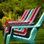 Lawn Chairs at Bellwood