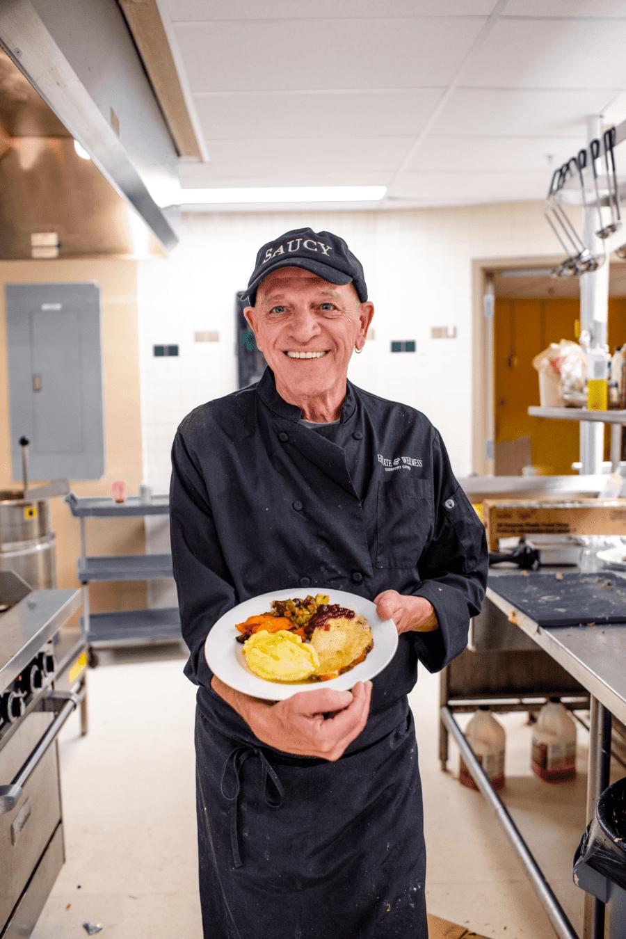 Greg Couillard Bellwood Health Services Chef