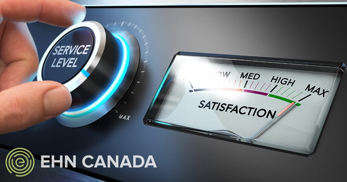 EHN Canada Corporate Care Specialists Raise the Bar for Customer Service Excellence