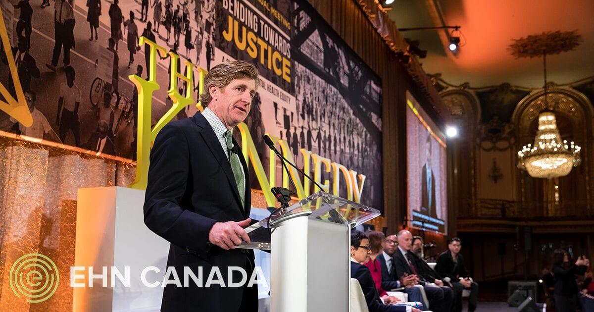 Patrick J. Kennedy EHN Canada Advisory Board Inpatient Drug and Alcohol Treatment