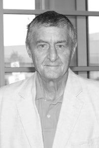 Dr Charles Mackay Headshot