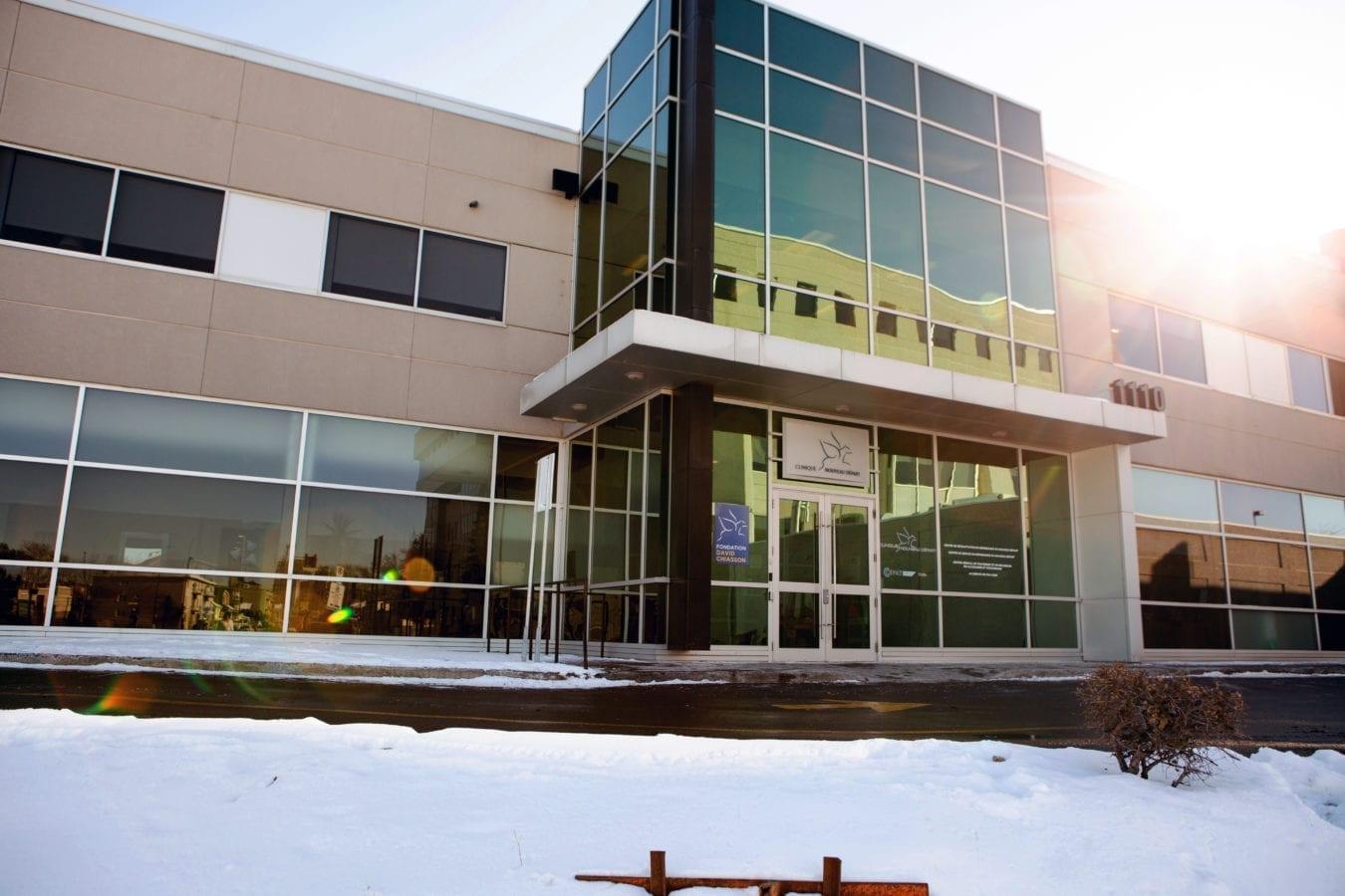 EHN Canada Clinique Nouveau Depart Addiction Treatment Facility