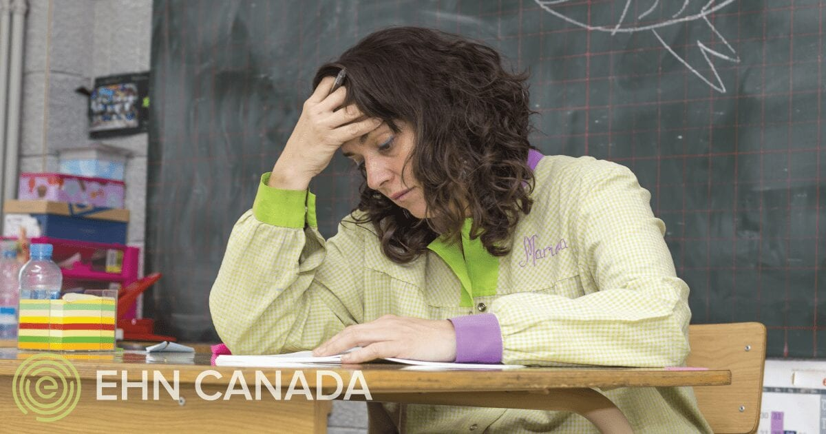 Teachers with Addictions: You Can Change Your Life This Summer by Getting Treatment EHN Canada