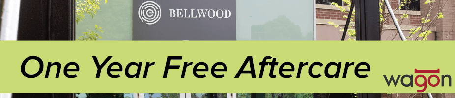 Bellwood offers a year of free aftercare after treatment via EHN Online