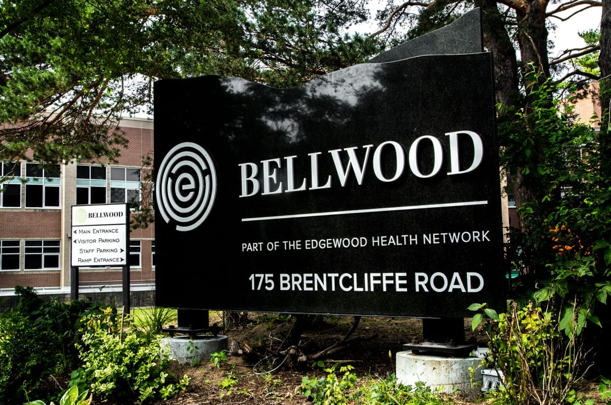 Bellwood Health Services entrance