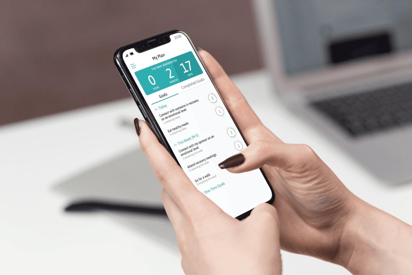 EHN onthewagon mobile app
