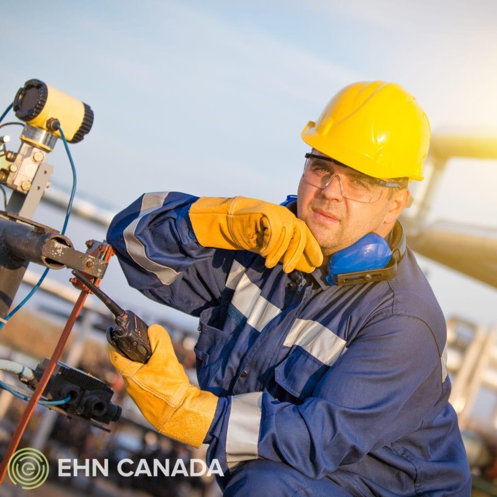 Oil & Gas worker blog