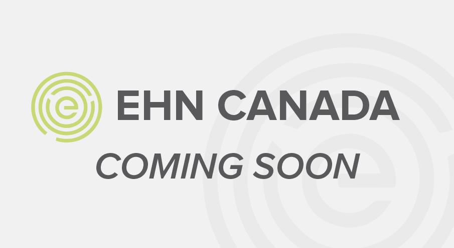 EHN Canada Webinar Coming Soon