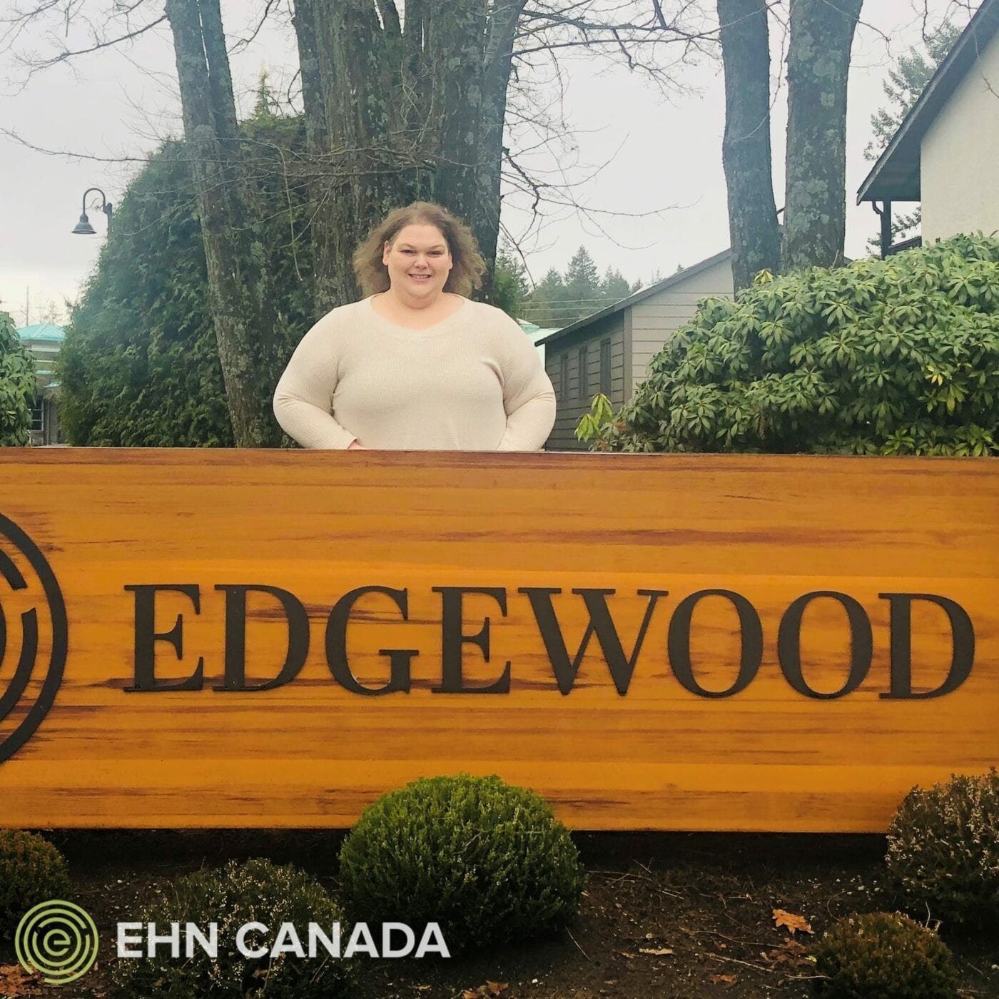 Meet Sabrina Mathis, EHN Canada's Alumni Outreach Director