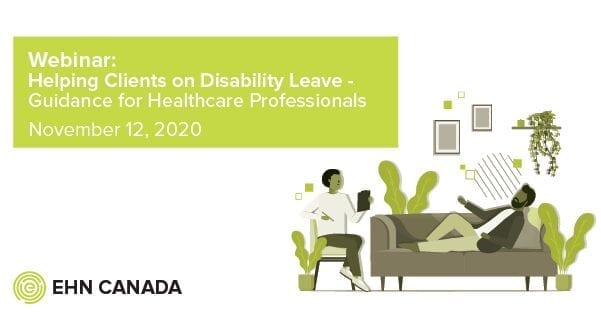 Webinar – Helping Clients on Disability Leave