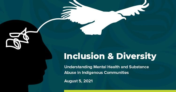 Inclusion and Diversity - Indigenous - Webinar Banner