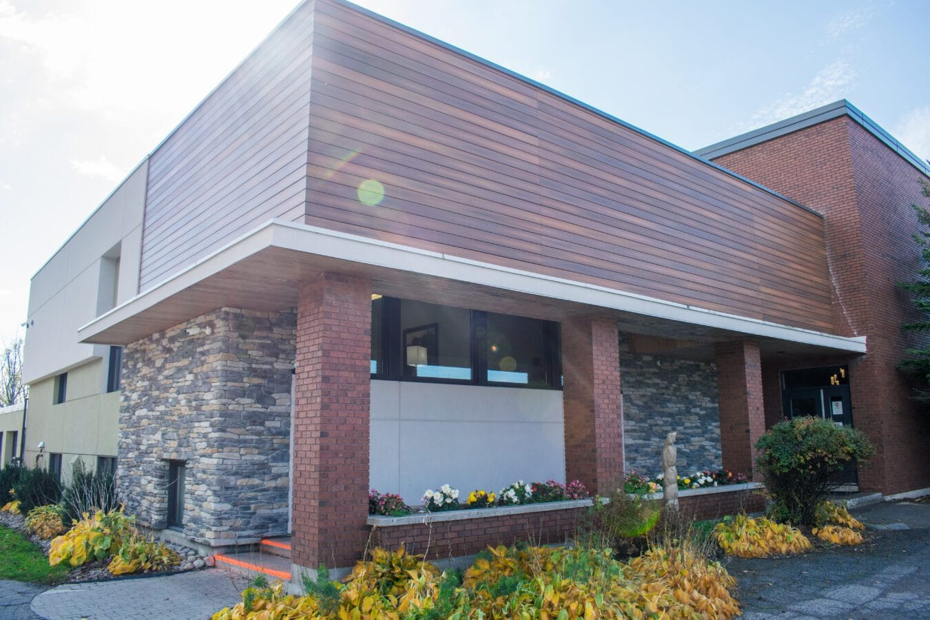 EHN Gateway Outdoor Facilities
