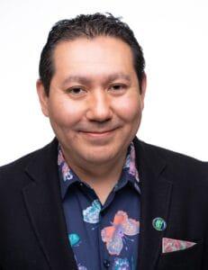 Headshot of Dr. Tim Ayas